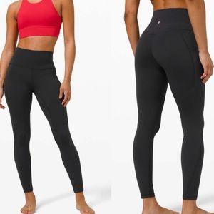 Lululemon Align Leggings with Pockets Black 2